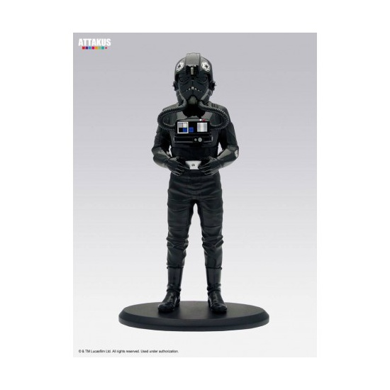 star-wars-elite-collection-statuette-tie-fighter-pilot-18-cm